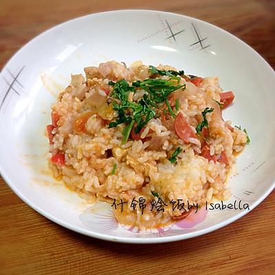 Jambalaya什锦烩饭