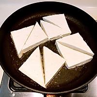 古北香煎豆腐角的做法图解3