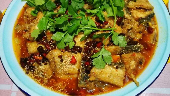 家常多味鱼 泡椒和香辣的结合