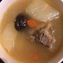 排骨雪梨汤
