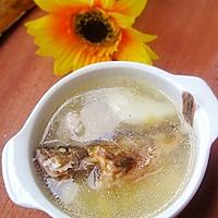 淮山小红斑鱼汤