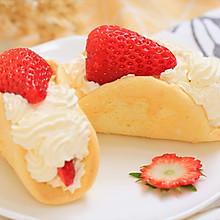 草莓蛋糕卷—迷迭香