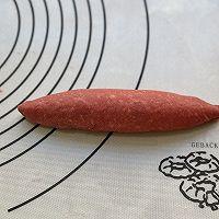 【番茄配方】蔓越莓心形蛋糕的做法图解7