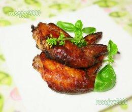 葡萄酒鸡翅的做法