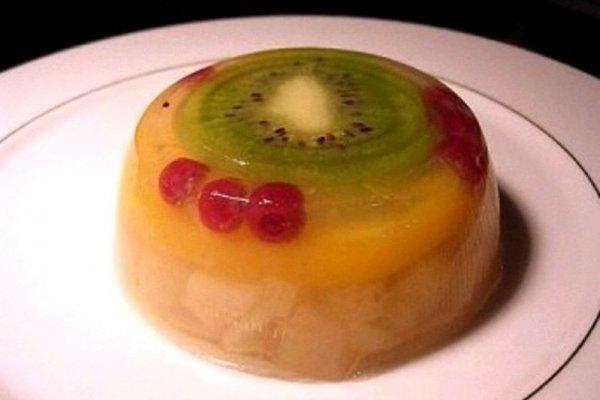 【简单的水果果冻】的做法