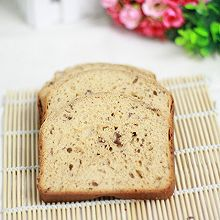 红枣酸奶面包(面包机版)