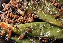 虎皮青椒:如何做完美的虎皮青椒的做法