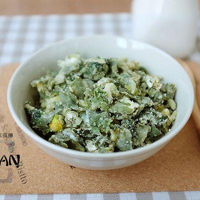 家常蒸菜(芹菜叶饭、榆钱儿饭、槐花饭…)