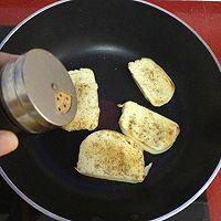 平底锅烤馍片的做法图解5