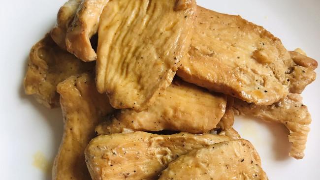 减脂鸡胸肉的做法
