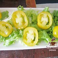 土司培根生菜沙拉的做法图解7