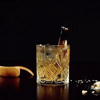 烟熏鸡尾酒|美食台的做法图解1