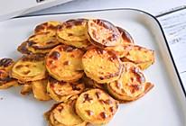 奶香红薯片的做法