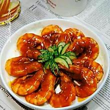 番茄虾#膳魔师地方美食大赛(哈尔滨)#