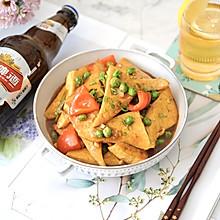 U8豌豆烩豆腐