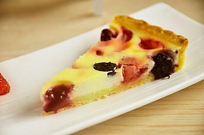 【双莓乳酪派】——COUSS CO-6001出品