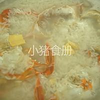 潮汕鲜甜蟹粥#膳魔师南甜主题月#的做法图解6