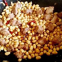 黄豆酱烧黄豆肉的做法图解8