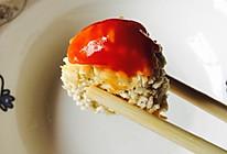 烤箱版芝士鸡米花的做法