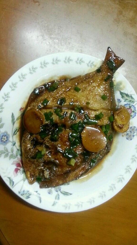 红烧美食的鲳鱼_菜谱_豆果菜谱做法秋天的那年茄子图片