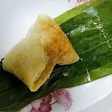 鲜肉蛋黄粽子#美食视频挑战赛#