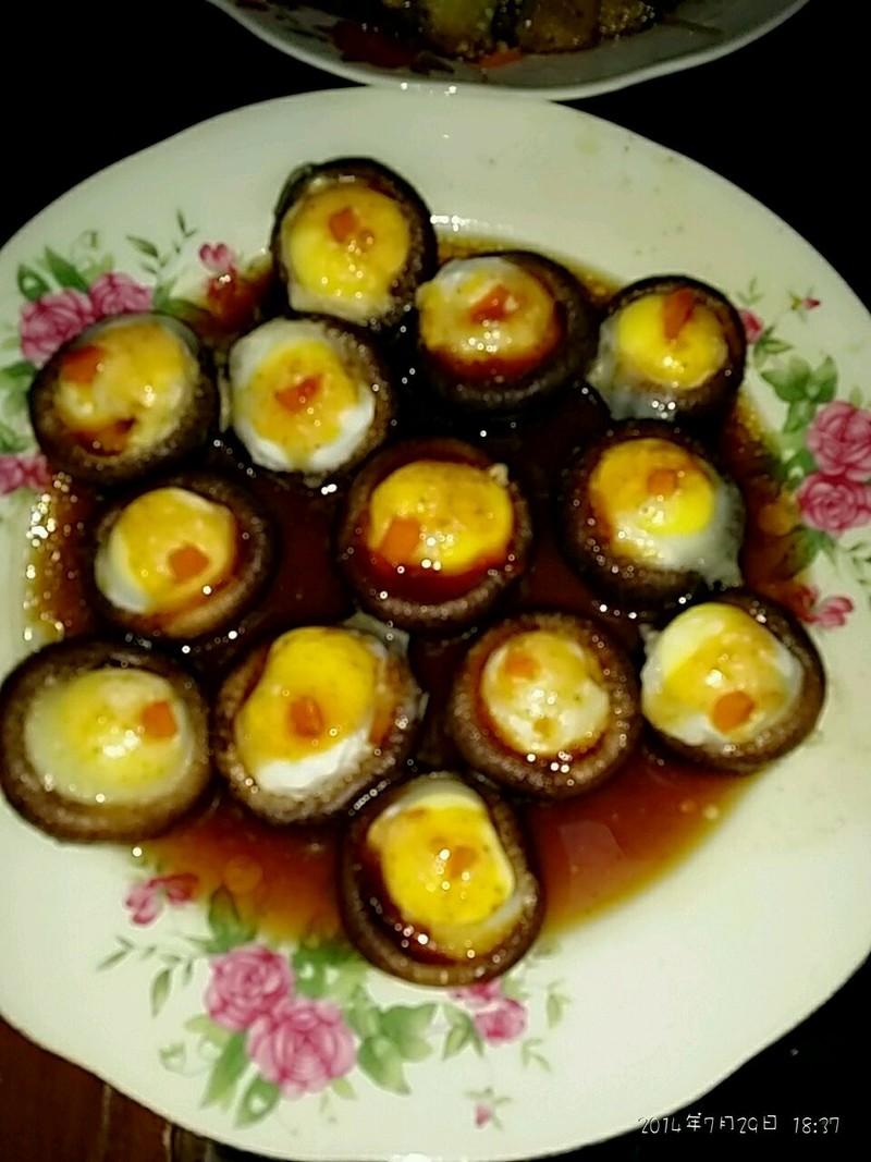 味精料酒香菇食用油香油汁鹌鹑烤肉酱盐做法蒸鹌鹑蛋的鲍鱼酱油蛋怎么淹好吃图片