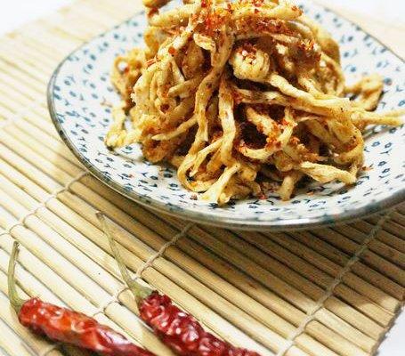 【腌辣客家干】--做法萝卜的猪肉_【图解】【吃小菜会咋样图片