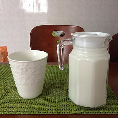 杏仁奶(豆浆机制作)