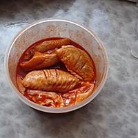 【家庭自制奧爾良烤翅】叫板肯德基經典美食的做法圖解3