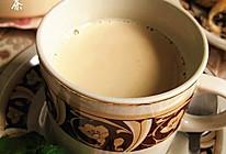 下午茶的好搭档--焦糖奶茶的做法