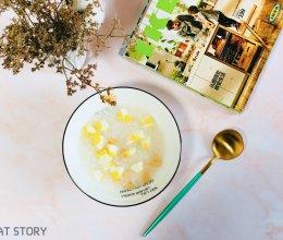#一人一道拿手菜#鸡蛋瑶柱白粥的做法