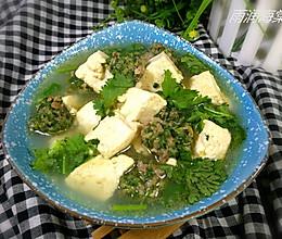 豆腐肉丸汤的做法