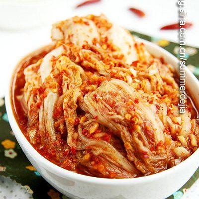 朝鲜辣白菜