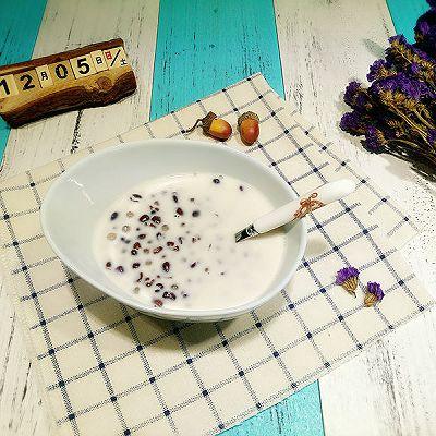 冬季养生滋补必备甜点红豆西米露——你我的小确幸