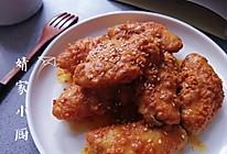 咸蛋黄风味炸鸡翅的做法