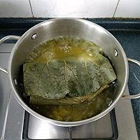 #晒出你的团圆大餐#荷叶粉丝叫花虾的做法图解1