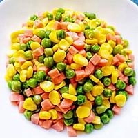 三色小炒#花10分钟,做一道菜!#的做法图解12