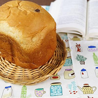 面包机做面包的方法(蔓越莓酸奶吐司)