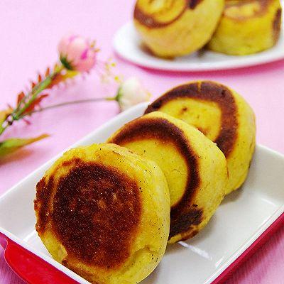 玉米面饼子