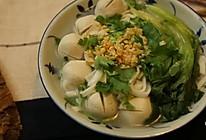 甲子鱼丸粿条的做法