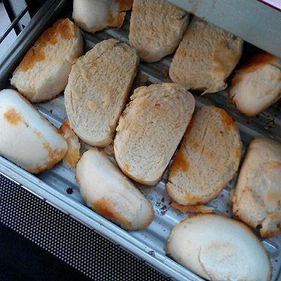 奥尔良烤馒头片的做法 步骤2