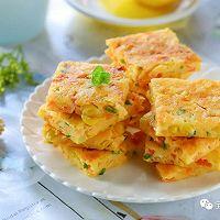 番茄玉米饼 宝宝辅食食谱的做法图解12