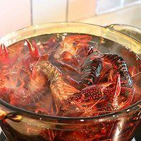 #花10分钟,做一道菜!# 小龙虾豌豆浓汤的做法图解1