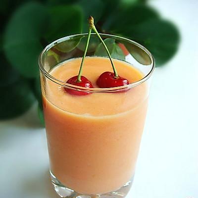 木瓜酸奶沙冰
