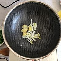 青豆小炒香肠的做法图解5