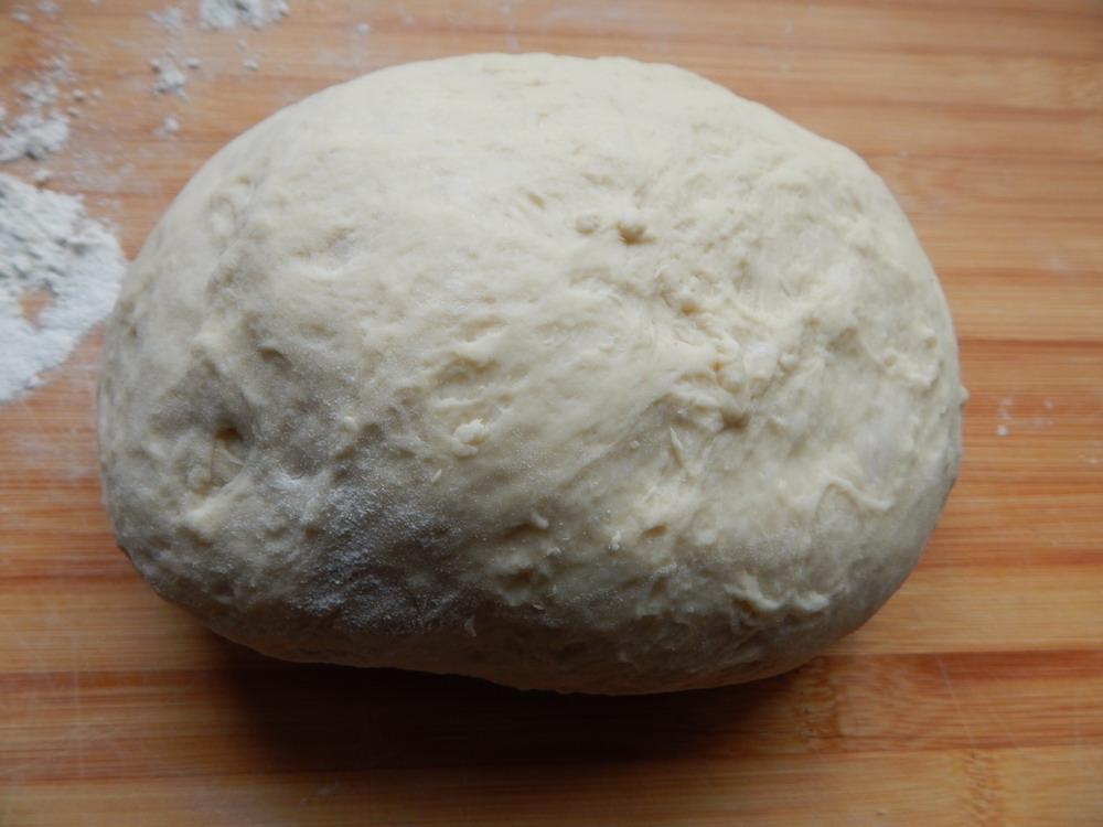 香葱辫子面包的做法步骤