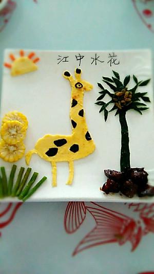 孩子喜欢小动物的造型,能让他乖乖吃早餐!