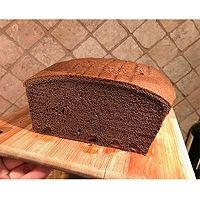 巧克力豆古早蛋糕的做法图解17