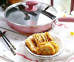 香煎藕夹的做法