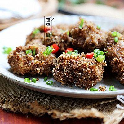 鲜香绵长,嫩嫩糯糯的[粉蒸肉]吃了会上瘾!